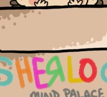 Sherlock's Mind Palace Sticker