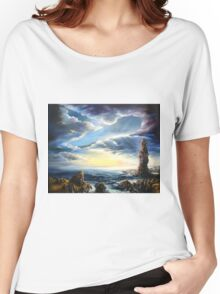 The Old Man of Hoy Women's Relaxed Fit T-Shirt
