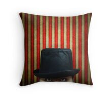 The Show Must Go On...... Throw Pillow
