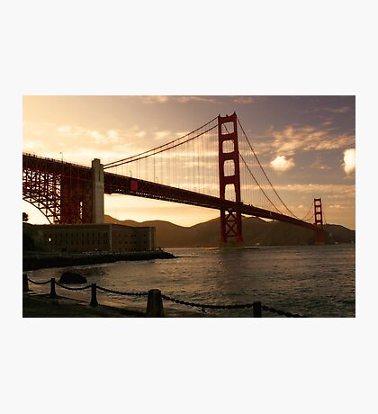 Golden Gate - San Francisco Photographic Print
