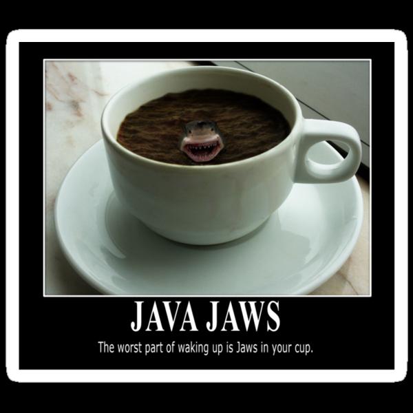Java Jaws by DarthSpanky