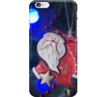 Santa..  iPhone Case/Skin