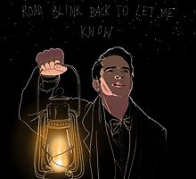 Blink Back  by spencejsmith