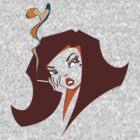Smoker in Love by Gwei