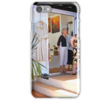 The Linen Shop iPhone Case/Skin