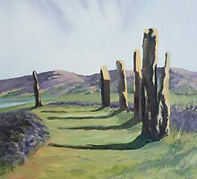 Ring of Brodar (Orkney) by Tracey Pacitti