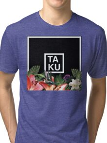 Tribute to Ta-Ku Tri-blend T-Shirt