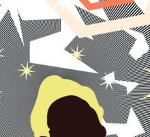 Lucas (Mother, Version 2) - Sunset Shores Sticker