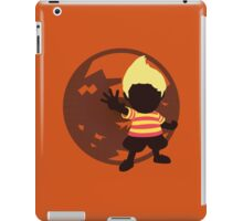 Lucas (Mother, Version 1) - Sunset Shores iPad Case/Skin
