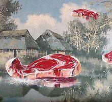 Meat Migration by David Irvine