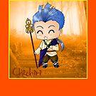 Chibi Chichiri by artwaste