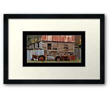 Mature Framed Print