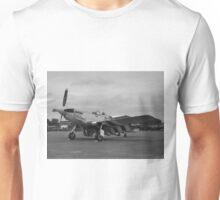 P-51 Mustang 'Ferocious Frankie' @ IWM Duxford Unisex T-Shirt