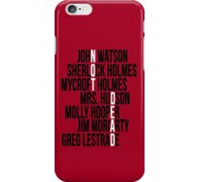 Not Dead iPhone Case/Skin