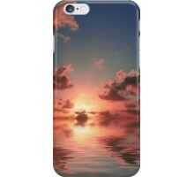 Caribbean Sunset iPhone Case/Skin