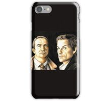 Law and Order UK iPhone Case/Skin