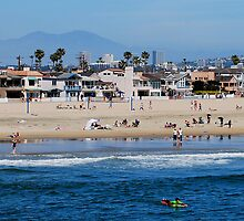 Day in the Life of Newport Beach by Talo Pinto