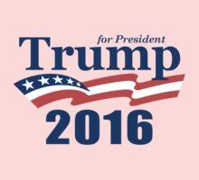 Trump 2016 Kids Clothes