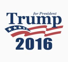 Trump 2016 by Paducah