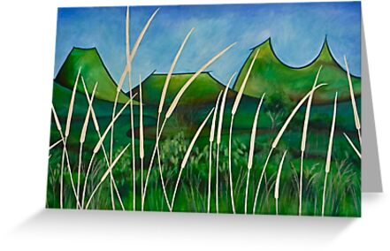 GlassHouse from Wildhorse by Peter Evans Art