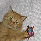 'I'm watching you mousey' - Minxi by Penny V-P