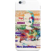 Robin Williams Tribute iPhone Case/Skin