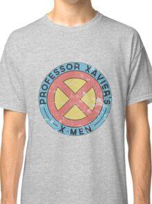 Distressed X-Men Logo Classic T-Shirt