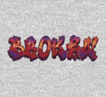 Broken Graffitti logo by BrokenSk8boards