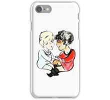 Chapel and Uhura iPhone Case/Skin