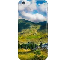 Rolling Clouds iPhone Case/Skin