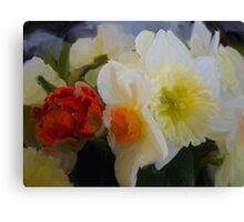 The Art of Spring Canvas Print