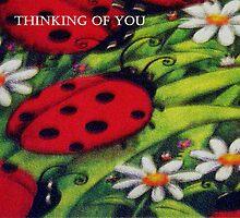 THINKING OF YOU by trisha22