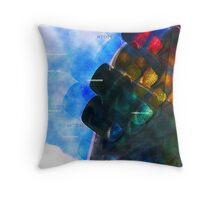 zoom factory Throw Pillow