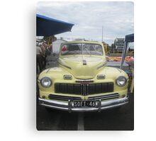 A Bumper Crop of Soft Vintage Canvas Print