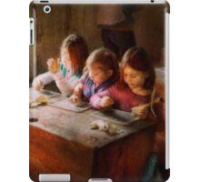 Teacher - Classroom - Education can be fun  iPad Case/Skin
