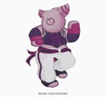 BEARS and FIGHTERS - Juri by Bears& Fighters