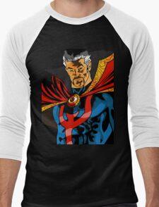 Dr. Doctor Strange Men's Baseball ¾ T-Shirt