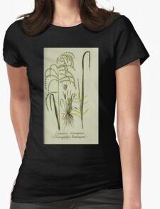 Plantarum Indigenarum et Exoticarum - Lukas Hochenleitter und Kompagnie 1788 - 143 Womens Fitted T-Shirt