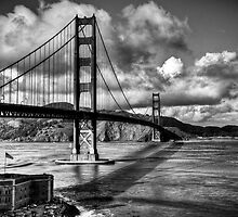 Golden Gate Bridge by Nathan Jermyn