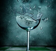 Broken Glass by ArviArtWorks