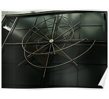 Spiral Architectural Feature Poster