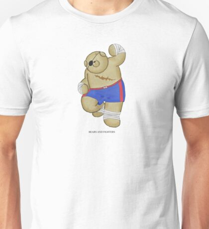 BEARS and FIGHTERS - Sagat Unisex T-Shirt