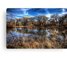 Reflection Cove Canvas Print