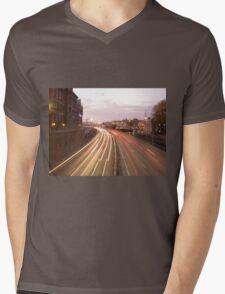 Rushholm Mens V-Neck T-Shirt