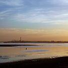 Peaceful Bay by Rhonda F.  Taylor