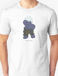 BEARS and FIGHTERS - Oni Unisex T-Shirt