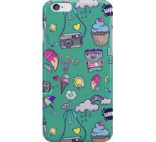 Happy designs :P iPhone Case/Skin