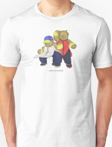 BEARS and FIGHTERS - Yun and Yang T-Shirt