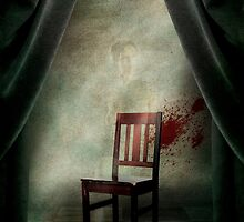 Composition with a chair by ArviArtWorks