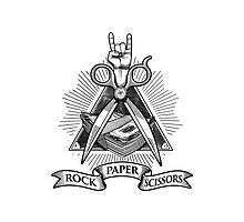 Rock Paper Scissors by department